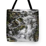 Longfellow Grist Mill Waterfall Tote Bag