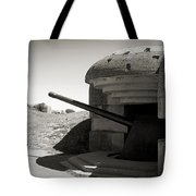 Longues-sur-mer German Battery Tote Bag