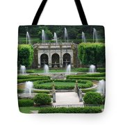Longwood Fountains Tote Bag