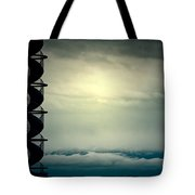 Look Out Tote Bag by Joana Kruse