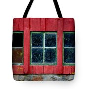 Look Throught Any Window Tote Bag