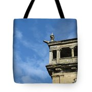 Look Toward The Sky Tote Bag