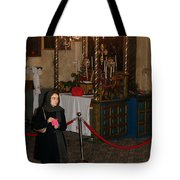 Looking For Change To Lit A Candle Tote Bag