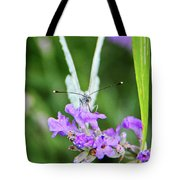 Looking Into Butterfly Eyes Tote Bag
