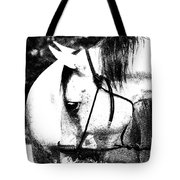 Looking Right Tote Bag