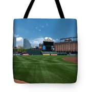Looking Towards Center Tote Bag