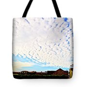Looking Up Above 2 Tote Bag