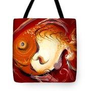 Loose Goldfish Tote Bag