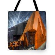 L'orange Facade Tote Bag