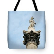 Lord Nelson's Column Tote Bag
