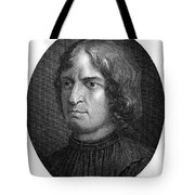 Lorenzo De Medici Tote Bag