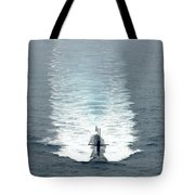 Los Angeles-class Fast Attack Submarine Tote Bag