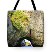 Los Arcos Park In Mexico Tote Bag