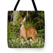 Losing The Spots Tote Bag