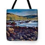 Lost Coast In Winter Tote Bag