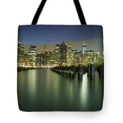 Lost In Yesterday Tote Bag by Evelina Kremsdorf