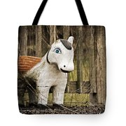 Lost Pony Tote Bag