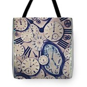 Lost Time Tote Bag by Garry Gay