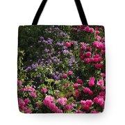 Lots Of Blooms Tote Bag