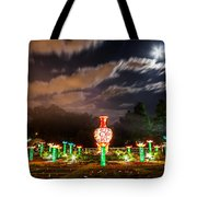 Lotus Ponds Tote Bag