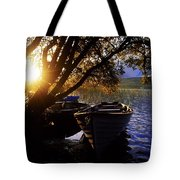 Lough Arrow, Co Sligo, Ireland Lake Tote Bag