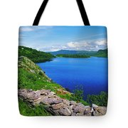 Lough Caragh, Co Kerry, Ireland Tote Bag