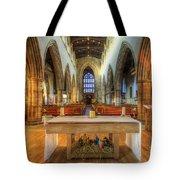 Loughborough Church Altar Tote Bag