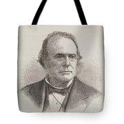 Louis Agassiz, Swiss-american Polymath Tote Bag