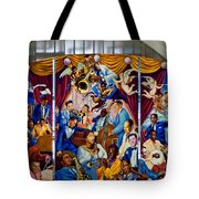 Louis Armstrong International Airport 2 Tote Bag
