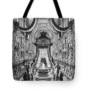 Louis, Duke Of Burgundy Tote Bag