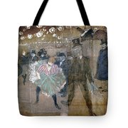 Louise Weber (1866-1929) Tote Bag