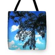 Louisiana Skyscape Tote Bag