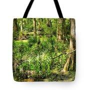 Louisiana Wetland Tote Bag