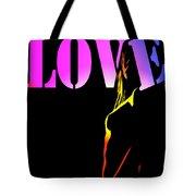 Love And Shadows Tote Bag