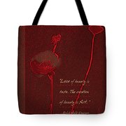 Love Art 4 Tote Bag