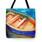 Love Boats Tote Bag