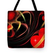 Love Is A Gift From The Heart Tote Bag