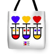 Love Love Tote Bag