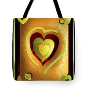 Love Of Fruit And Jello Tote Bag