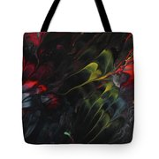 Lovebirds In The Night 01 Tote Bag