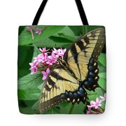 Lovely Butterfly Tote Bag