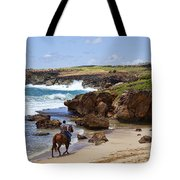 Lovely Ride Tote Bag