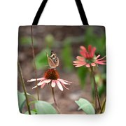 Lover Of Coneflowers Tote Bag