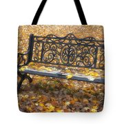 Lovers Gone Tote Bag