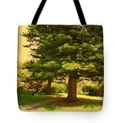 Lovers In Spring Tote Bag