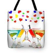 Loving You My Darling II Tote Bag