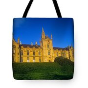 Low Angle View Of A Building, Magee Tote Bag