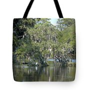 Lowcountry Landscape II Tote Bag