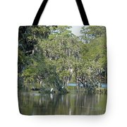 Lowcountry Landscape Tote Bag