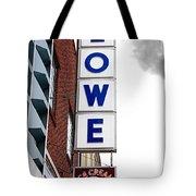 Lowe Drug Store Sign Color Tote Bag
